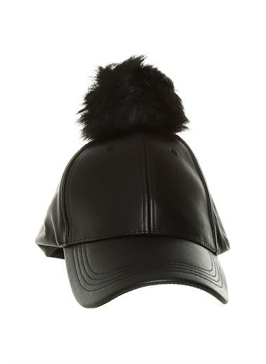 Modaset Şapka Siyah